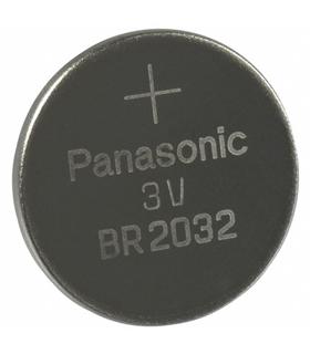 Pilha recarregavel BR2032 3.0V 200mAh - 169BR2032
