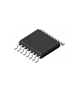 PCA9534PW - I/O Expander, 8bit TSSOP16 - PCA9534PW