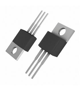 L7805CV - IC, V REG +5.0V, 7805, TO-220-3 - MC7805