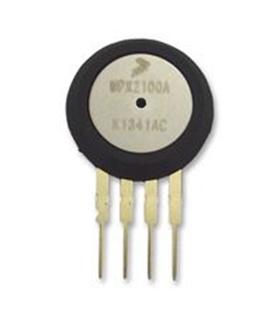 MPX2100A - Sensor Pressao 0.4 mV/kPa, 0 kPa, 100 kPa - MPX2100A