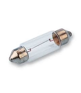 Lâmpada Tipo Fusivel 24V 7W SV8.5-8 8x41mm - LF24V7W