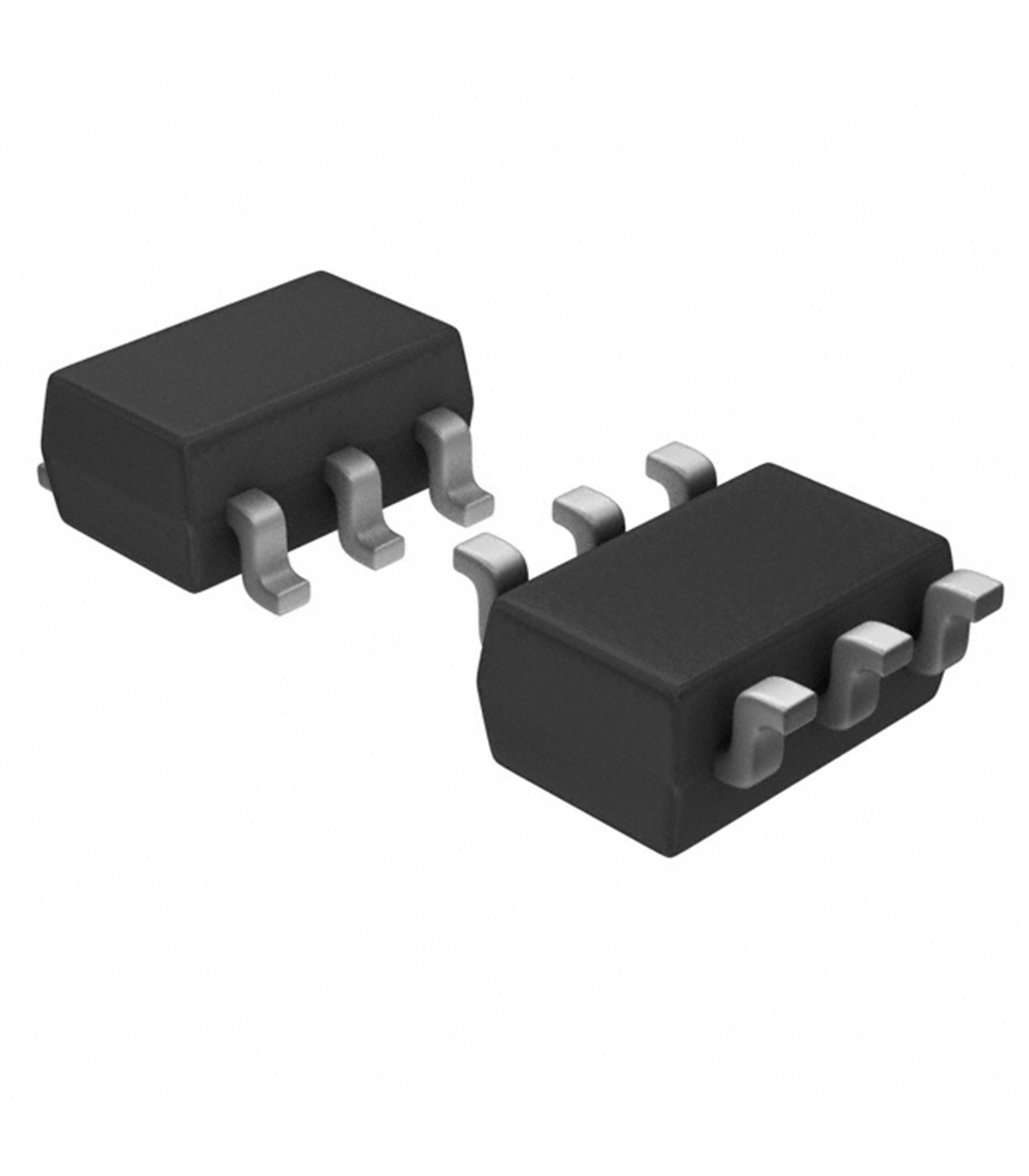 BC857B Transistor pnp 45V 0,1A 0,25W SOT23