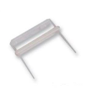FCC1A - Braçadeira Adesiva Para Flat Cable Pack 5 - FCC1A