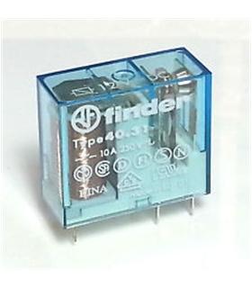 40.31.9.012.000 - Rele Finder 12Vdc 10A 1 Inversor - F40311210