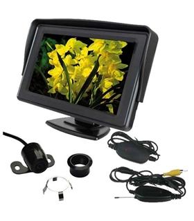 MXSTUCW2 - Kit Camera e Monitor Marcha-a-Tras - MXSTUCW2