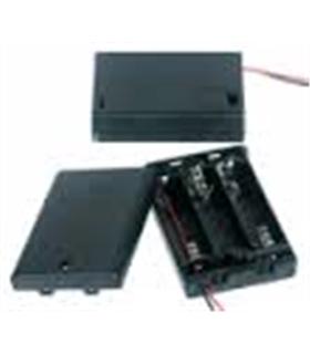 Suporte 3 Pilhas LR6 - S3LR6