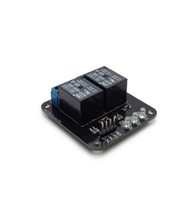 IM120525001 - Modulo 2 reles 5v - MX120525001