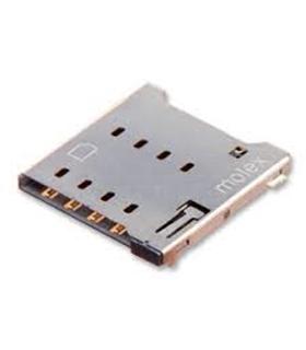 CONECTOR, MICRO SIM, PUSH PUSH, 8 VIAS - MICROSIM8VIAS