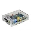 Raspberry Pi Model B Com Caixa  Transparente