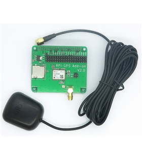 IM150627005 - RPI GPS Add-on V2.0 Raspberry Pi - MX150627005