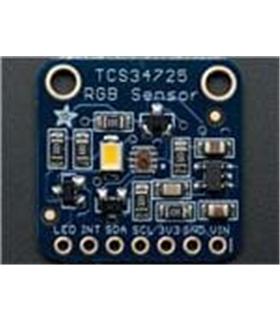 ADAFRUIT 1334 -  RGB Color Sensor IR filter White LED - ADA1334