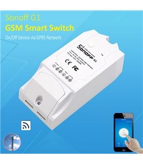 Sonoff G1 - GPRS/GSM Remote Power Smart Switch - MX170424003