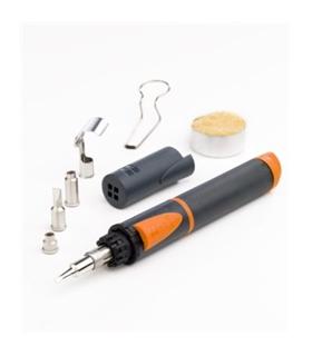 PP-1K - Kit Ferro Soldar a Gas 75W - PP1K