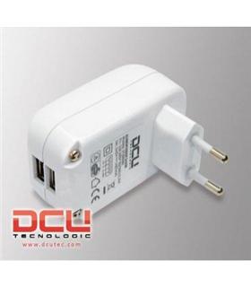 DCU37200080 - Alimentador 220V 5V 2xUSB 1A - DCU37200080
