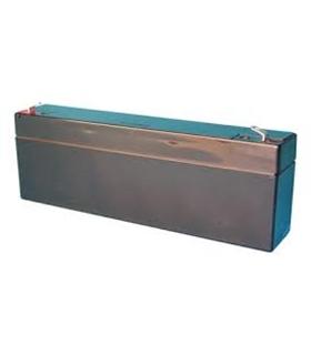 Bateria de Chumbo / Pb / Lead Acid - 12V 2.2A - 1222