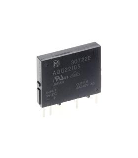 AQG22205 - Relé Estado Sólido 4÷6VDC; 2A; 75÷264VAC - AQG22205