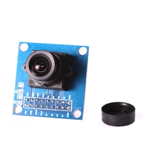 Camara VGA 640x480 OV7670 B 0,3MPx 30fps Cmos - MXM0103
