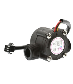 Sensor de fluxo de água 1-30l / min YF-S201 - MXYFS0201