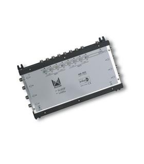 Multiswich 8 polaridades e TV com 8 saidas, DiSEqC 2.0, - MB-202