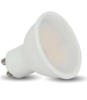 Lâmpada GU10 LED 6W 6500K Branco Frio 440lm - LLGU106WCW