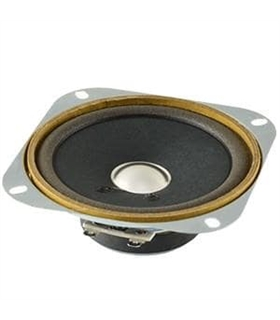 Altifalante 102x102mm 10W 8Ohm 115Hz - CSS1021028N