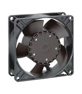 8412NGH - Ventilador Papst 80x80x25mm 12VDC 2.8W - TYP8412NGH