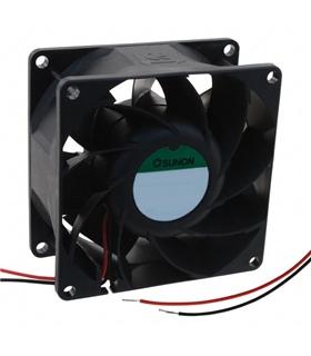 PMD2412PMB1A - Ventilador 120x120x38mm 24VDC 18.2W - PMD2412PMB1A