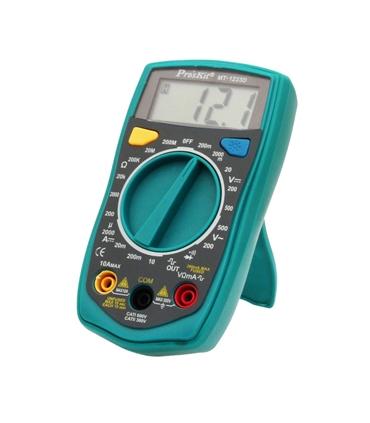 MT-1233D - Multimetro Digital Proskit - MT1233D