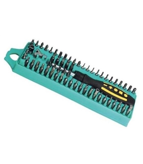 SD-205 -  Kit Bits De Segurança - 62 Peças - SD205