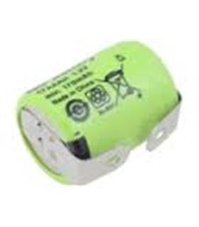 Bateria p/ Backup memória NiMh 170mAh 1.2V c/ 2 pinos 1/3AAA - 169N170