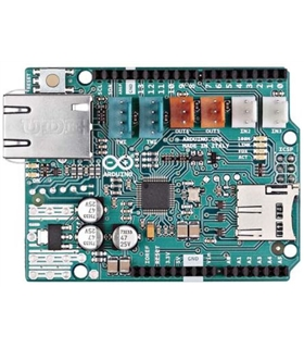 A000024 -  Arduino Ethernet shield 2 without POE - A000024