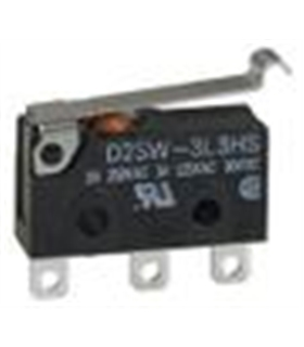 D2SW01 - Microswitch SpDt IP67 - D2SW01