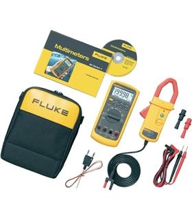 FLUKE87V - Multímetro digital TRMS,Vac/dc,Aac/dc,Ohm,Retroil - FLUKE87V