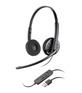 C320-M - Auricular Plantronics Blackwire PC - C320M