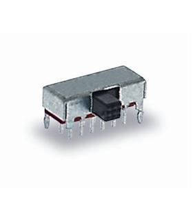 EG4208 - Interruptor Deslizante 4P2T - EG4208