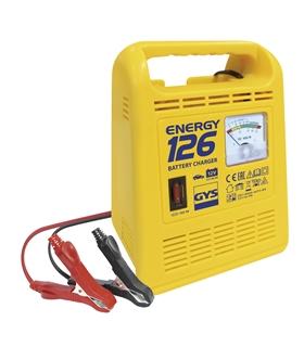 GysEnergy 126 - Carregador Baterias 12V 15 a 60Ah - GYS023222