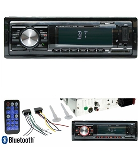 Auto Radio Com Bluetooth 4x50W - SPIRIT