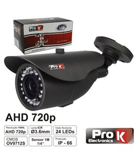 CVC030LA - Camara Vigilancia AHD Cmos 1MP Cores 1000L - CVC030LA