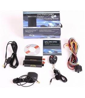 MXTK103B - Gps Tracker Para Automovel - MXTK103B