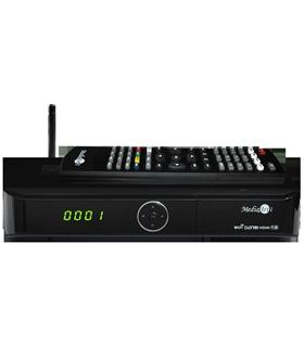 Receptor Satélite Full HD Ethernet - MediaArt1 Star - RP0295