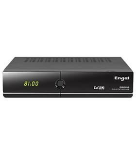 RS8100HD - Receptor Digital Satélite Engel - RS8100HD