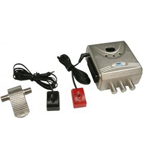 Modulador RF Stereo com transmissor via cabo - ED0904
