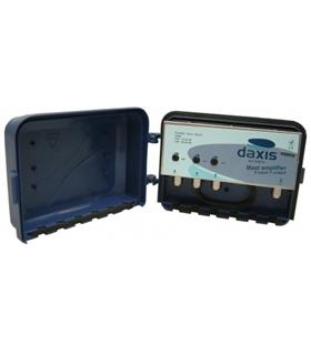 Amplificador De Mastro 2Uhf 40DB 1 Vhf 30DB - ED0703