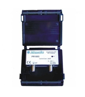 Amplificador TDT canal 54/69 30 dB - PR1003