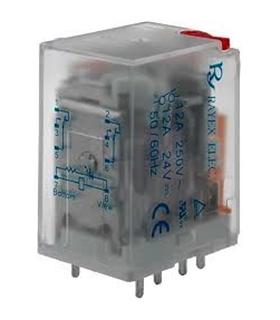 LB2N-230ATP - Relé Eletromagnético, 230Vac, 10A, DPDT - LB2N230ATP