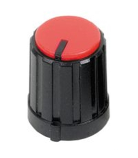 MC21063 - Botao para Potenciometro Redondo 6mm - MC21063
