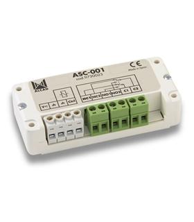 Acessorio selector/comut. temporizado activado sinal externo - ASC-001