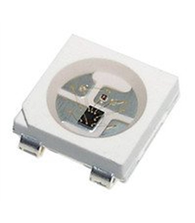 WS2812B-MINI - Led RGB, SMD, PLCC4, 5.5x1.6mm - WS2812B