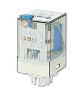 F60128230 - Rele Finder 230VAC 10A Circular - F60128230