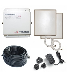 SD-RP-1002-W - Repetidor 3G 2100MHz Stella Home - SD-RP1002-W
